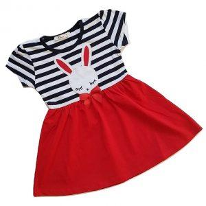 vasarine suknele mergaitei