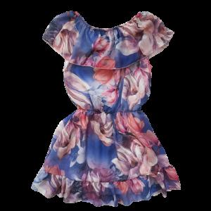 Lengva vasarine suknele mergaitei