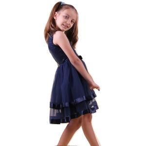 puošni suknele mergaitei