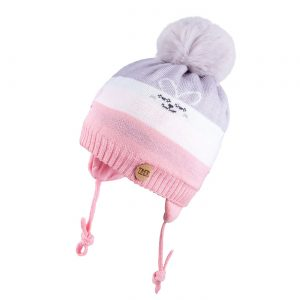 merino vilnos kepurė mergaitei