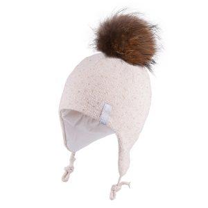 Žieminė kepurė mergaitei
