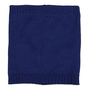 Merino vilnos kaklo mova mėlyna