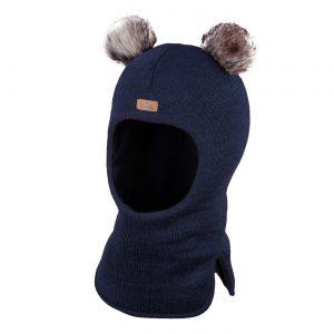 TuTu merino vilnos kepurė šalmas berniukui