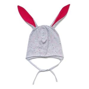 Trikotažinė kepurė mergaitei