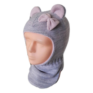 kepurė šalmas mergaitei