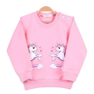 Breeze džemperis su vienaragiais mergaitei