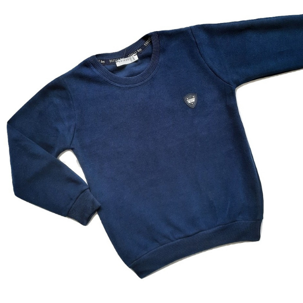 Džemperis berniukui mėlynas