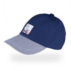 vasarine kepure berniukui su snapeliu